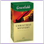 Чай «Greenfield» Christmas Mystery