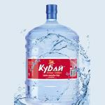 Горная питьевая вода